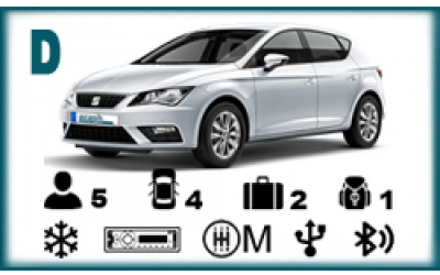 Arash Rent a Car - Seat Leon or similar