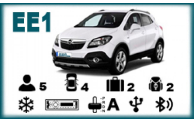 Arash Rent a Car - Opel Mokka Automatic