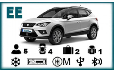 Arash Rent a Car - Seat Arona or similar